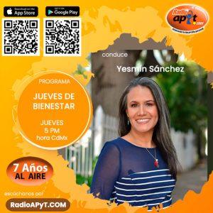 Programa-RadioAPyT-JuevesDeBienestar