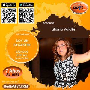 Programa-RadioAPyT-SoyUnDesastre