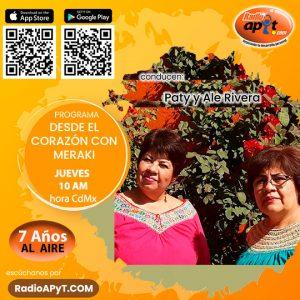 Programa-RadioAPyT-DesdeElCorazonConMeraki-jueves